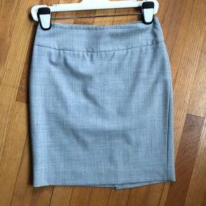 Express size 0 business suit pencil skirt.